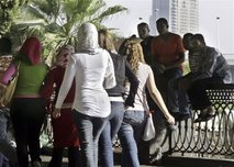 EGYPT ARABS SEXUAL HARASSMENT