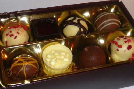 valentinechocolate-box