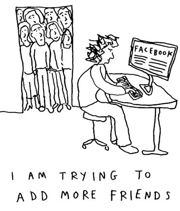 face-book-toon