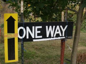 g-od-one_way-sign